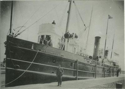 AMARANTH (1892, Lighthouse Tender)