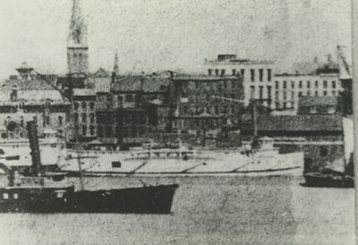 ANTELOPE (1861, Propeller)