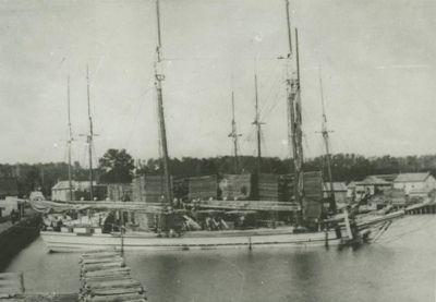 ARCTIC (1853, Schooner)