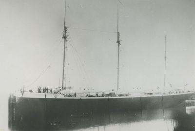 ABERDEEN (1892, Schooner-barge)