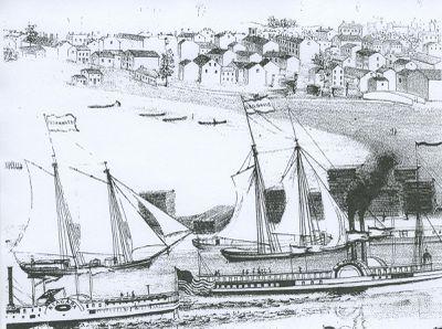 DAVIS, GEORGE (1846, Schooner)