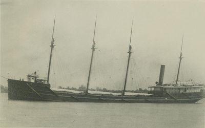 BRUNSWICK (1881, Bulk Freighter)