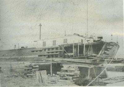 CAHOON, THOMAS H. (1881, Schooner-barge)