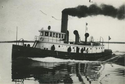 MACKINAC, USRC (1903, Revenue Cutter)
