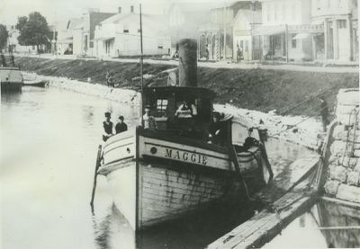 MAGGIE (1873, Tug (Towboat))