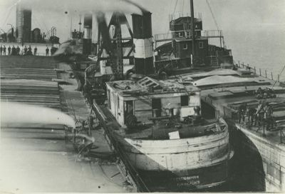 MANISTIQUE (1882, Steambarge)