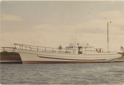 FLORENCE (1895, Yacht)
