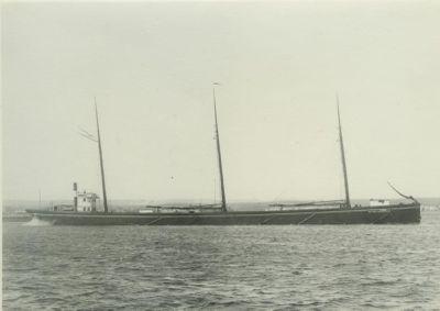 TYRONE (1895, Schooner-barge)