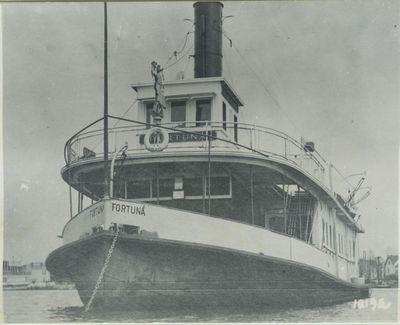 FORTUNA (1903, Ferry)