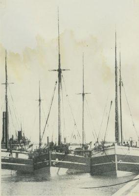 FRANCOMB, JOHN A. (1889, Schooner)
