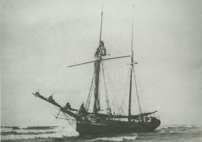 MARS (1872, Schooner-barge)