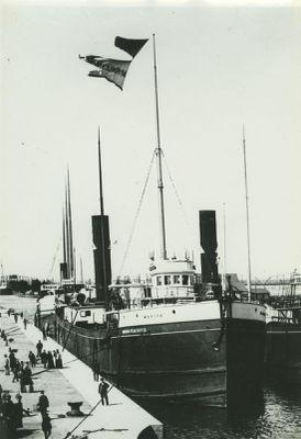 MARINA (1891, Bulk Freighter)