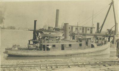 MARINETTE (1885, Tug (Towboat))