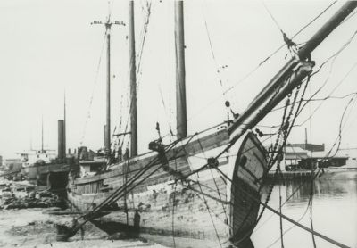 MARSH, GEORGE A. (1882, Schooner)