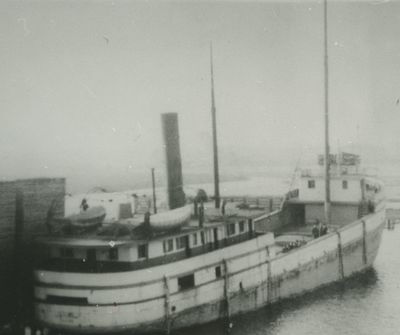 BALDWIN, S.C. (1871, Steambarge)