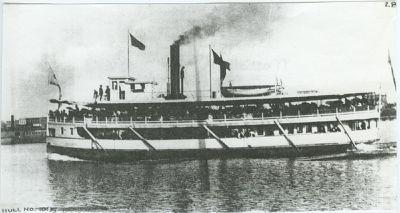MASCOTTE (1885, Propeller)