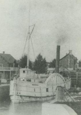 CUYAHOGA (1856, Propeller)