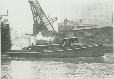 MORFORD, T.T. (1884, Tug (Towboat))