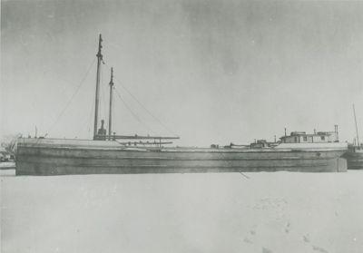 NADINE (1898, Barge)