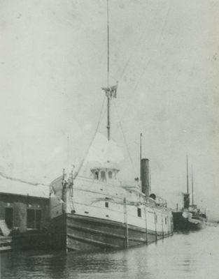 ALASKA (1871, Package Freighter)