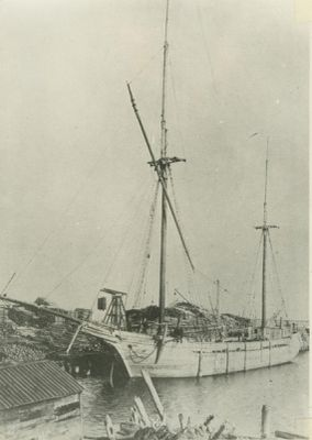 ALDRICH, WILLIAM (1856, Schooner)