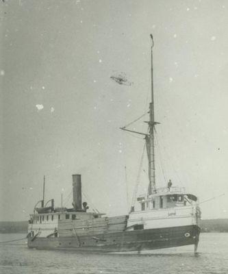 CHAMBERLIN, PORTER (1874, Steambarge)