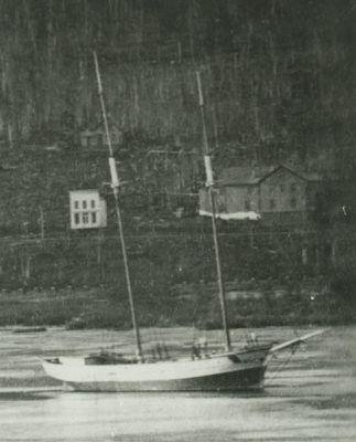 CHARLEY (1863, Schooner)