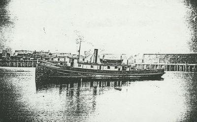 CHARNLEY, C.M. (1882, Tug (Towboat))