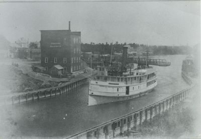 CITY OF GRAND RAPIDS (1879, Propeller)