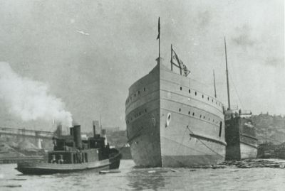 CITY OF GRAND RAPIDS (1912, Passenger Steamer)