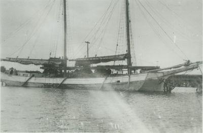 GERMAN (1868, Scow Schooner)