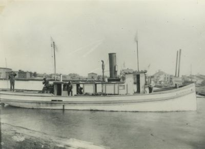 GNEWUCH, CHARLIE J. (1880, Tug (Towboat))
