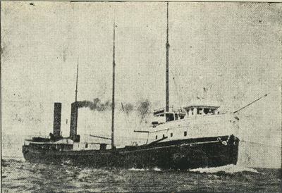 MAJESTIC (1889, Bulk Freighter)
