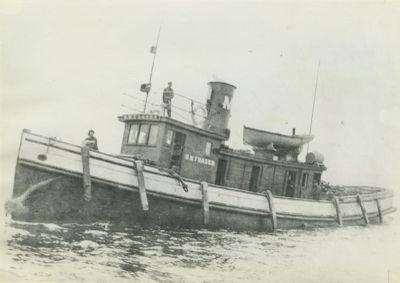 FRASER, B. M. ( Tug (Towboat))