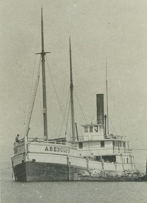 ABERCORN (1874, Steambarge)