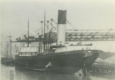 MARIPOSA (1892, Bulk Freighter)