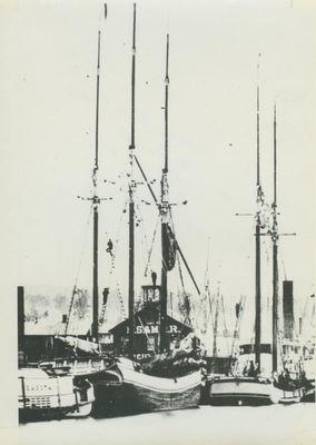MARQUETTE (1869, Schooner)