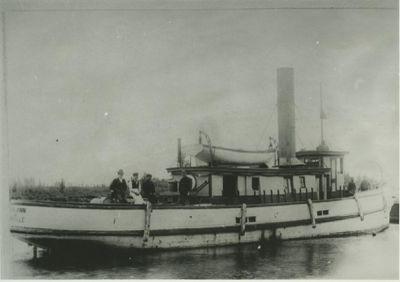 MARY ANN (1867, Tug (Towboat))