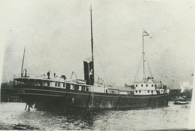 MASABA (1891, Bulk Freighter)