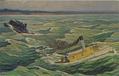 MASON, E.L. (1881, Tug (Towboat))