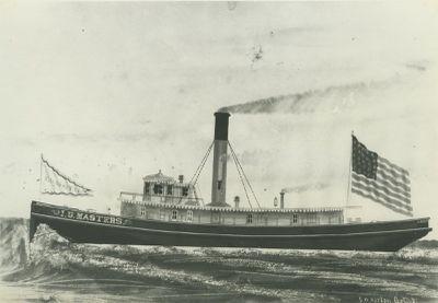 MASTERS, I.U. (1862, Tug (Towboat))