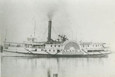 ALASKA (1878, Steamer)