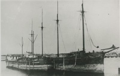BRIGHTON (1897, Barge)