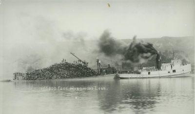 BRINK, BEN (1888, Barge)