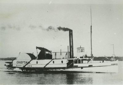 CHIEFTAIN (1873, Tug (Towboat))