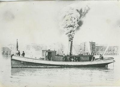 GEYSER (1889, Tug (Towboat))
