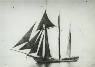 GOLDEN RULE (1867, Schooner)