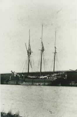 BENSON, J. R. (1873, Schooner)