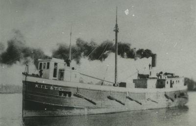 GOWEN, ALBERT Y. (1888, Steambarge)