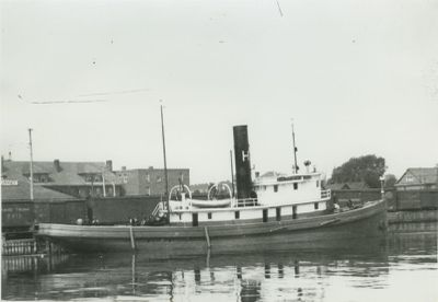 GRANT, GENERAL U.S. (1864, Tug (Towboat))